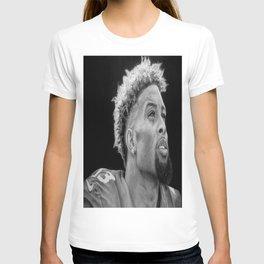 Odell Beckham Jr. Drawing T-shirt