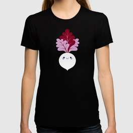 Cute white beetroots T-shirt