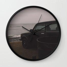 Dreamy Beach Wall Clock