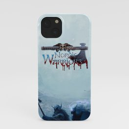 Nordic Warriors Official Logo iPhone Case