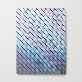 Fenced. Metal Print