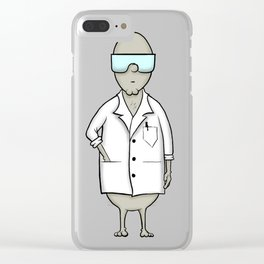 The Crew, Yeast - Brett Pennders Clear iPhone Case
