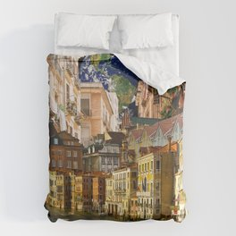 A Glimpse of the World Comforters