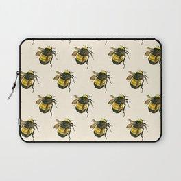 Vintage Scientific Bee Laptop Sleeve