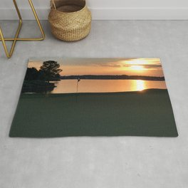 11 at Sunset Rug