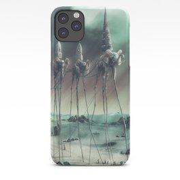 -Caravan Dali- GREEN iPhone Case