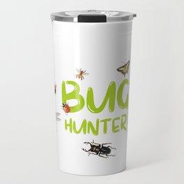 Kids Bug Hunter Insect Hunter Kid Gift Travel Mug