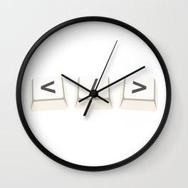 Code Wall Clock