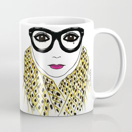 Alicia Frank Custom Coffee Mug