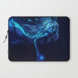 Deep Sea Mermaid Laptop Sleeve
