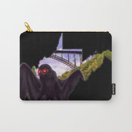 Wild and Wonderful Mothman Carry-All Pouch
