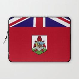 Bermuda flag emblem Laptop Sleeve