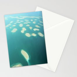 "Dubai - Island Group ""The World"" Stationery Cards"