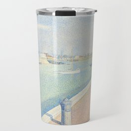 The Channel of Gravelines, Petit Fort Philippe Travel Mug