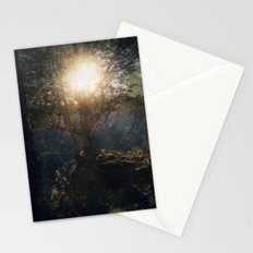 a special kind of night Stationery Cards
