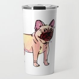 Boss - Dog Watercolour Travel Mug