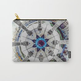 Mandala square Carry-All Pouch