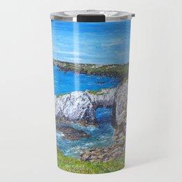 Gromllech Rock Arch Travel Mug