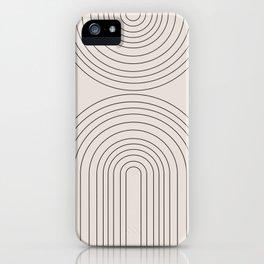 Arch Art iPhone Case