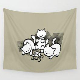 minima - mow Wall Tapestry