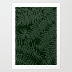 Fernery I Art Print