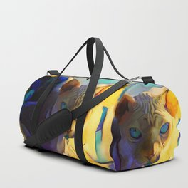 Buttercup Duffle Bag