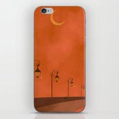 Dusk Lights iPhone & iPod Skin
