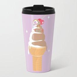 Pastel Ice-cream Dream Travel Mug
