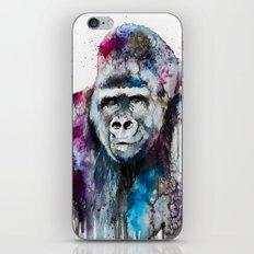 Gorilla iPhone Skin