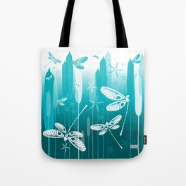 CN DRAGONFLY 1014 Tote Bag