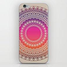 Secret writing iPhone & iPod Skin