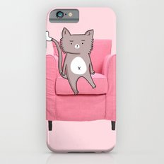 Cat is so lazy... iPhone 6s Slim Case