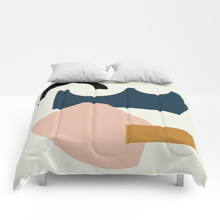 Shape Study #29 - Lola Collection Comforters