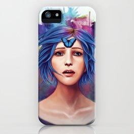 Always take the shot - Life is Strange Fanart iPhone Case