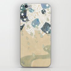 Out of All Them Bright Stars II iPhone Skin