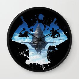 Sword Art Online Wall Clock