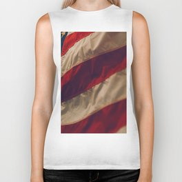 The Flag (Color) Biker Tank
