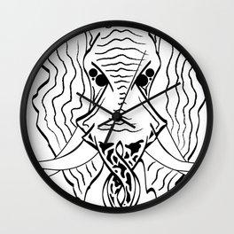 Mutant Elephant Wall Clock