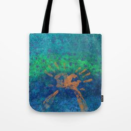 The Day the Sky Fell Tote Bag