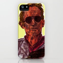 The Omega Man iPhone Case