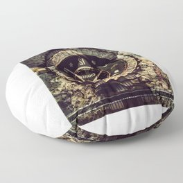 The Infinite One Floor Pillow
