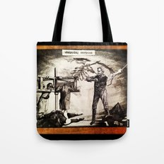 Whipping Corpses 1 Tote Bag