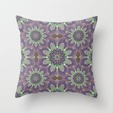 Mandala 41 Throw Pillow