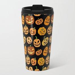 Jack o' Lantern Travel Mug