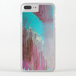Fluid 6 Clear iPhone Case