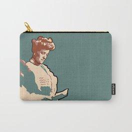 Edith Wharton Carry-All Pouch