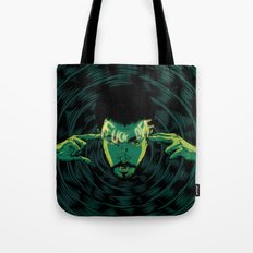 Mind-control powers in good use Tote Bag