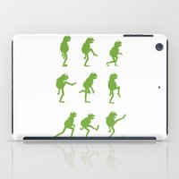 muppet iPad Cases featuring Ministry of Silly Muppet Walks by 6amcrisis