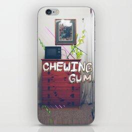 Chewing Gum iPhone Skin