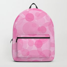 Pink Bubbles 1 Backpack